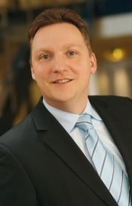 Kai Lorenz Wittrock, neuer Geschäftsführer der Wirtschaftsförderung Region Kassel GmbH. Foto: Mario Zgoll