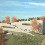 """""""Den Ausschlag für die Empfehlung"""", erläuterte Stadtbaurat Nolda, """"gab die Entwicklungsfähigkeit des Entwurfs von Kadawittfeldarchitektur im Hinblick auf das Museumskonzept. Grafik: Kadawittfeldarchitektur"""