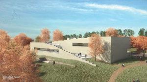 Grimm-Welt: Stadt entscheidet über Architekten-Entwurf