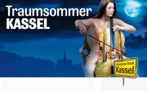 Traumsommer Kassel: Mit diesen Motiven wirbt Kassel in anderen deutschen Städten. Quelle: Kassel Marketing GmbH