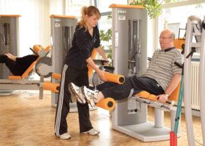 Das nur wenige Fuminuten entfernte Gesundheitszentrum Balzerborn bietet Gesundheitsvor- und nachsorge auf höchstem medizinischen Niveau. Foto: EKKOs