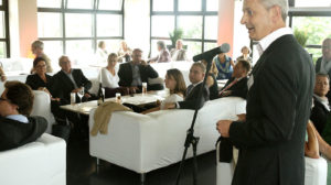 Jérôme Event Lounge ein voller Erfolg