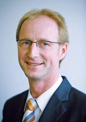 Dr. Thorsten Ebert, Vorstand der Kasseler Verkehrs-Gesellschaft AG. Foto: nh
