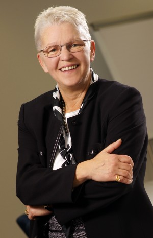 Petra Hülshorst erhielt das Bundesverdienstkreuz am Bande. Foto: nh