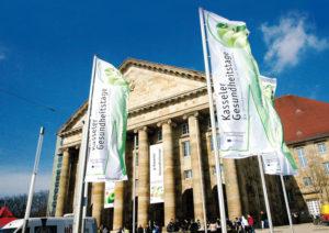 Das Kongress Palais ist auch 2013 Schauplatz der Kasseler Gesundheitstage. Foto: nh
