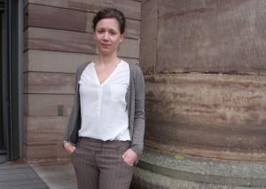 Lena Pralle ist neue Pressesprecherin der MHK. Foto: nh