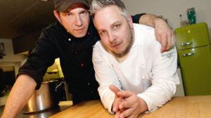 Kochen mit Christoph Brand und Ole Plogstedt