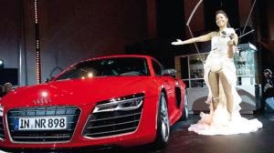 Die sportliche Speerspitze von Audi