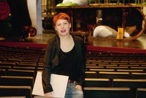 Die Vielseitigkeit des Kasseler Orchesters bereichert auch ihren Beruf: Insa Pijanka, Orchesterdirektorin. Foto: Mario Zgoll