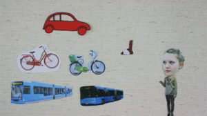 Mit dem Fahrrad zum Hessentag