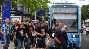 Vor Hessentags-Endspurt: KVG stockt Bestand auf