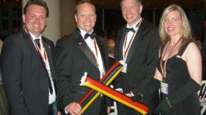 WJ-Delegierte aus Nordhessen in Monte Carlo