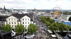 Hilgen: Hessentag ein unvergessliches Erlebnis
