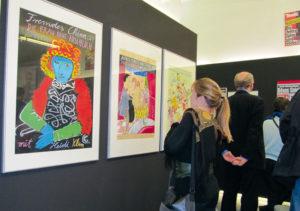 Aneinandergereiht führten die Wanderausstellungen der Caricatura inzwischen zweimal um die Welt. Zu den ausstellenden Künstlern gehören die Großen der internationialen Cartoon-Szene. Unter ihnen ...  (Foto: Caricatura)