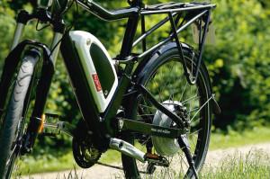 Edelmann Bike. Foto: Mario Zgoll
