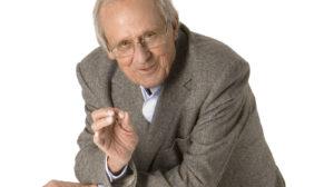 Literaturpreis für grotesken Humor an Dieter Hildebrandt