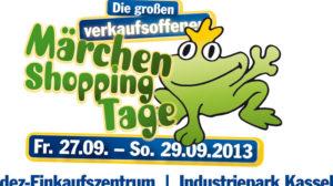 Märchen- Shopping-Tage im Industriepark Kassel und dez-Einkaufszentrum