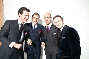Doric String Quartet. Foto: Georde Garnier