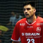 Nenad Vuckovic zog sich bei einem Trainingsunfall Kopfverletzungen zu. Foto: Heinz Hartung