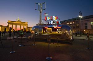 Bereits fest auf dem Markt etabliert: Das Elektric Hotel von Sebastian Fleiter. Foto: nh