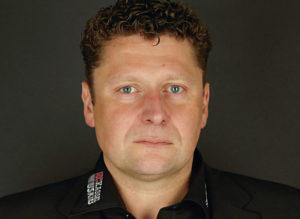 Jens Jonsson, Leiter Marketing und Vertrieb bei den Kassel Huskies. Foto: privat