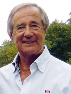 Erich Kersting, Ehem. Inhaber Sporthaus Kajulä. Foto: privat