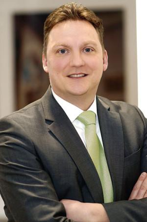 Kai Lorenz Wittrock, Geschäftsführer der Wirtschaftsförderung Region Kassel. Foto: nh