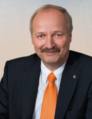 Wolfram Ebert, Mitglied des Vorstands der Kasseler Sparkasse. Foto: privat