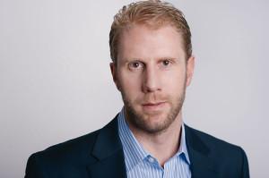 Christopher Posch, Rechtsanwalt und Fernsehdarsteller. Foto: nh