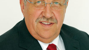 Dr. Walter Lübcke: Hessens grüne Spitze
