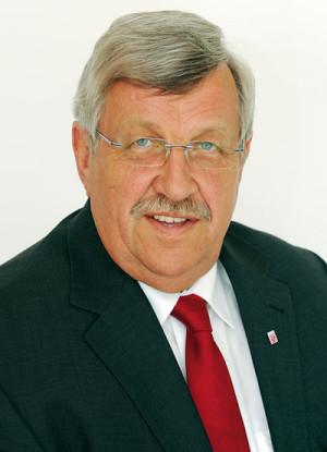 Dr. Walter Lübcke, Regierungspräsident Kassel. Foto: nh