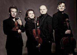 Szymanowski Quartet. Foto: Marco Borggreve