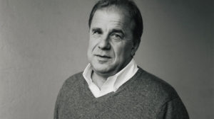 Hubertus Meyer-Burckhardt: Das erste Mal