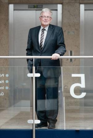 IHK-Hauptgeschäftsführer Dr. Walter Lohmeier. Foto: Mario Zgoll