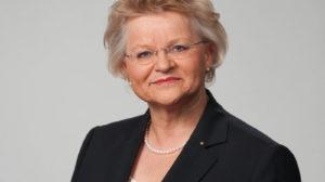Mechthild Dyckmans: In mehrfacher Hinsicht gewachsen