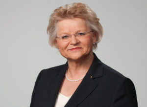 Mechthild Dyckmans, Drogenbeauftragte der Bundesregierung. Foto: nh
