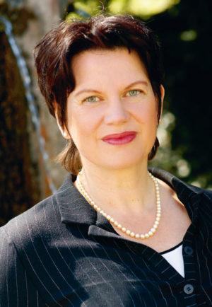 Maren Mattes, Kultursommer-Intendantin. Foto: Mario Zgoll