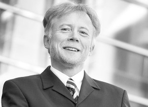 Peter Ley, Geschäftsführer GWG Kassel. Foto: privat