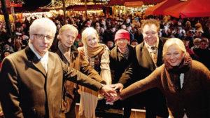 Goldhaar und Inferno: Kasseler Märchenweihnachtsmarkt