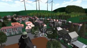 Kasseler Informatiker bitten zum Flug mit virtuellem Flugroboter