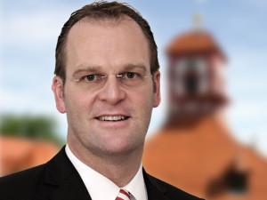 Landrat Stefan Reuß hat in Nachfolge von Dr. Walter Lohmeier den Vorsitz des Aufsichtsrats des Regionalmanagements übernommen. Foto: nh