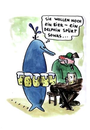 Zeichnung: Rattelschneck. Quelle: Caricatura