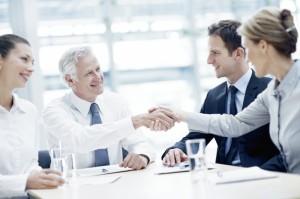 Die Nachfolge im eigenen Unternehmen erfolgreich zu regeln, ist ein langfristiges Projekt. Foto: istockphoto.com