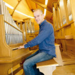 Martin Bosch aus Nieste ist Orgelbaumeister in dritter Generation. Foto: Mario Zgoll