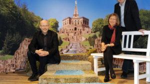 Präsentation in Tourist-Info: 300 Jahre Wasserspiele