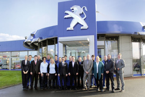 Beim Glinicke-Peugeot-Team in der Leipziger Straße in Kassel  werden Kunden und ihre Fahrzeuge rundum perfekt betreut, sodass das Fahrvergnügen in einem Peugeot echtes Fahrvergnügen bleibt. Foto: nh