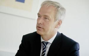 Steuerberater Thomas Werner ist Experte für Unternehmensnachfolge. Foto: Mario Zgoll
