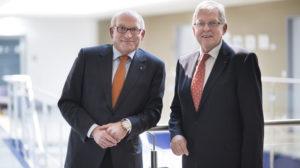 Über 78 Prozent: Viessmann bleibt IHK-Präsident