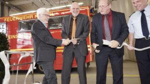 Modernisierte Feuerwache 1 offiziell in Betrieb genommen