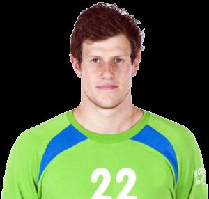 Handball-Bundesligist MT Melsungen hat kurzfristig den 22-jährigen Sebastian Ullrich von der SG Leutershausen als dritten Torhüter verpflichtet. Foto: nh